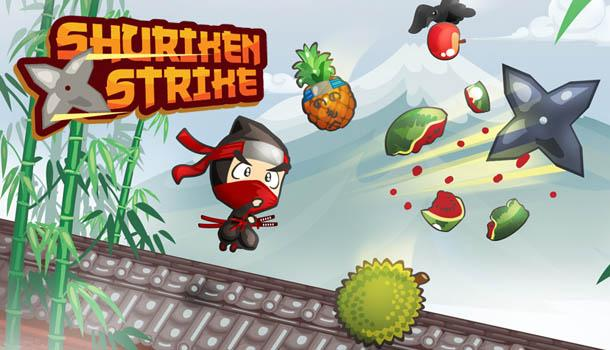 Review Game Shuriken Strike