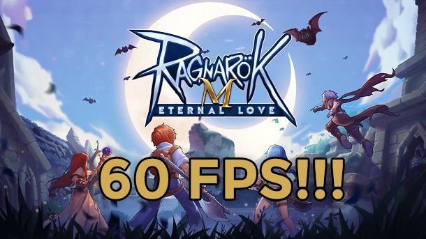 Berita : Begini Nih Cara Jalankan Ragnarok M: Eternal Love '60 FPS