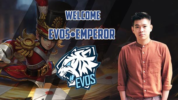 Image result for emperor evos mobile legends