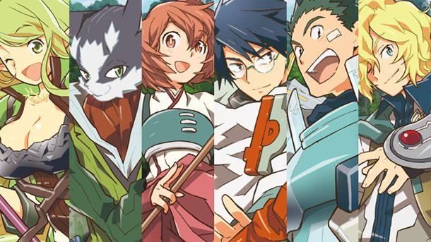 Log Horizon Merupakan Anime Yang Mengisahkan Tentang Kisah Shiroe Seorang Enchanter Terjebak Dalam Game Online Elder Tale Dan Kisahnya Untuk Bertahan