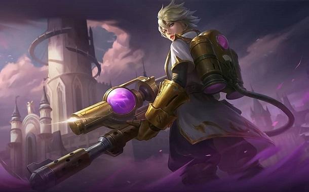 Hero Baru Kimmy Mobile Legends, Sakit Banget Katanya!!