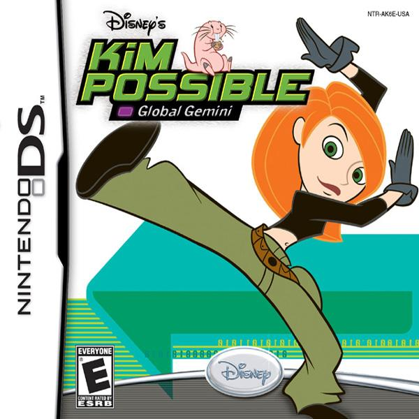 Gambar Kim possible