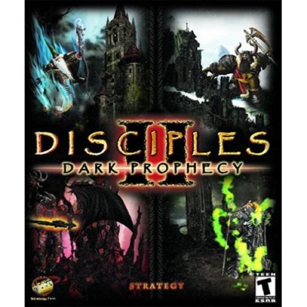 Скачать игру Дискиплес II: Канун Рагнарека /Disciples II: Dark Prophecy.