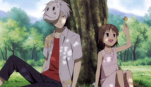 Hadir Dalam Format Film Anime Singkat Ini Berhasil Menawarkan 40 Menit Kisah Cinta Yang Sangat Mengharukan Antara Gin Merupakan Roh Hutan