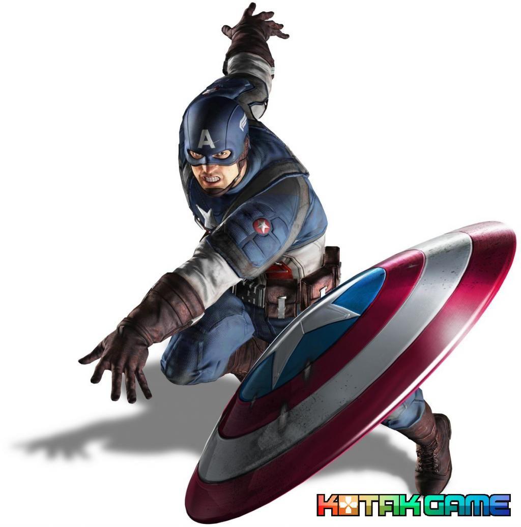 Gambar Captain America