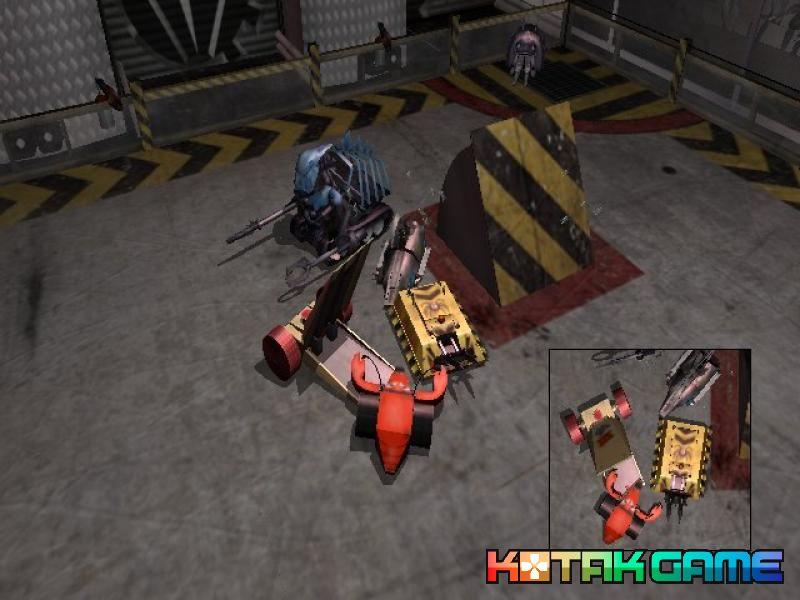 free robot wars game pc