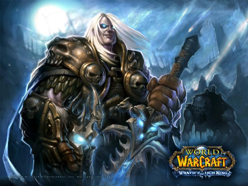 world of warcraft wrath of the lich king pictures. World of Warcraft: Wrath of
