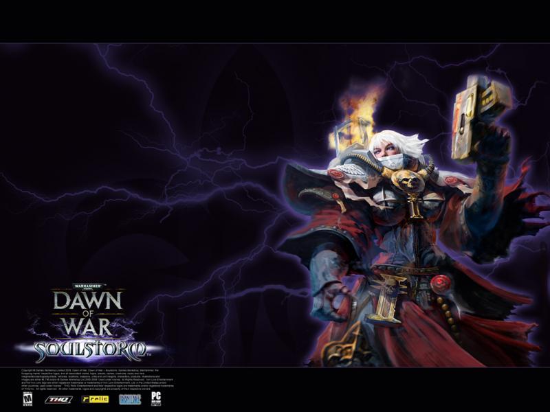 dawn of war wallpapers. Dawn of War - Soulstorm