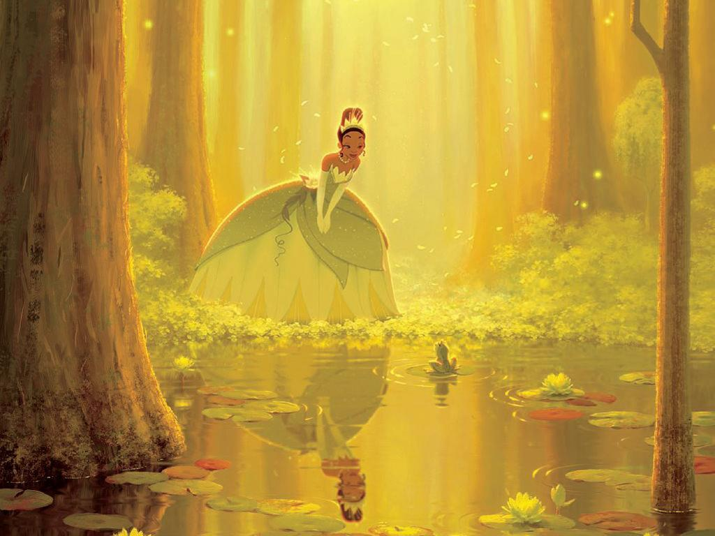 The Princess And The Frog Wallpaper Kotakgame Princess And The Frog Images
