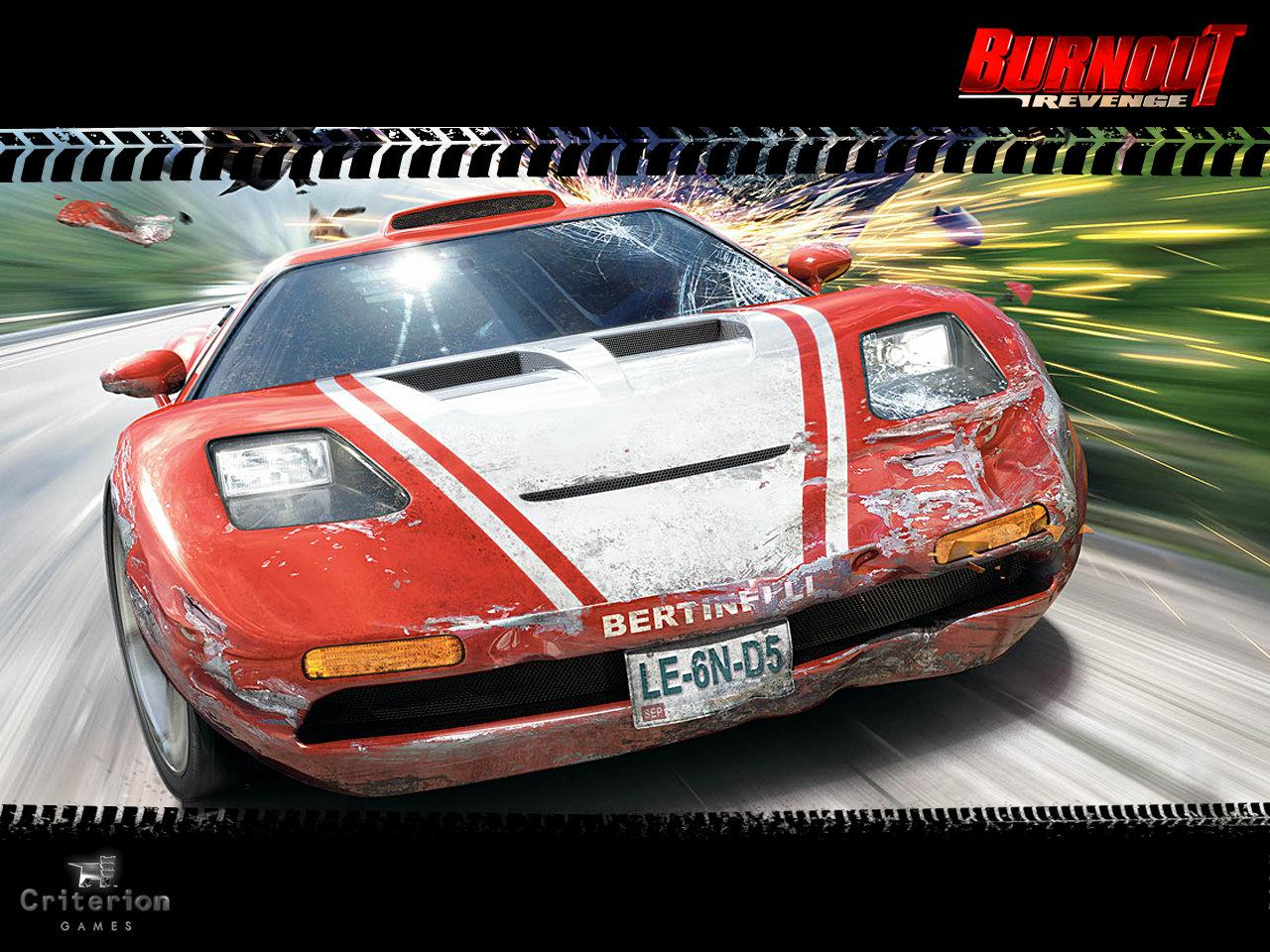 Burnout Dominator | KotakGame