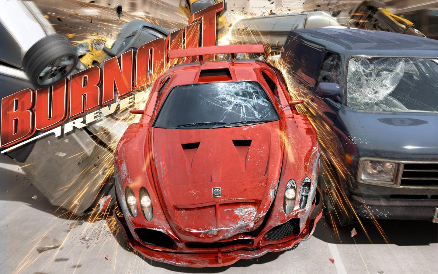 Wallpaper PSP : Burnout Dominator | KotakGame