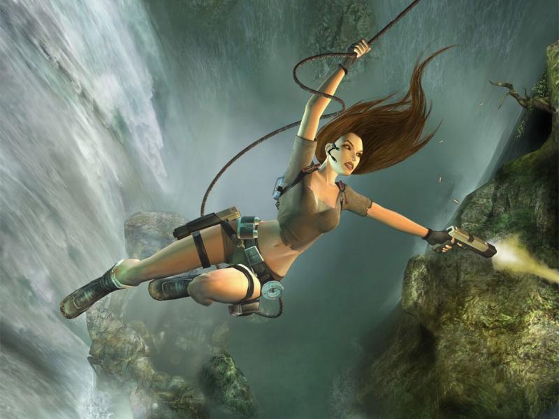 tomb raider underworld wallpaper. Tomb Raider Underworld -