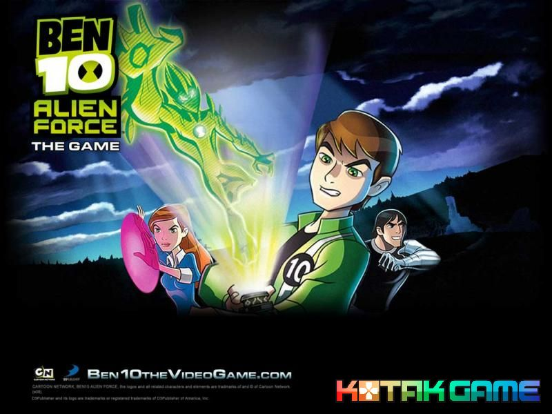 ben 10 alien force wallpaper. Ben 10 : Alien Force
