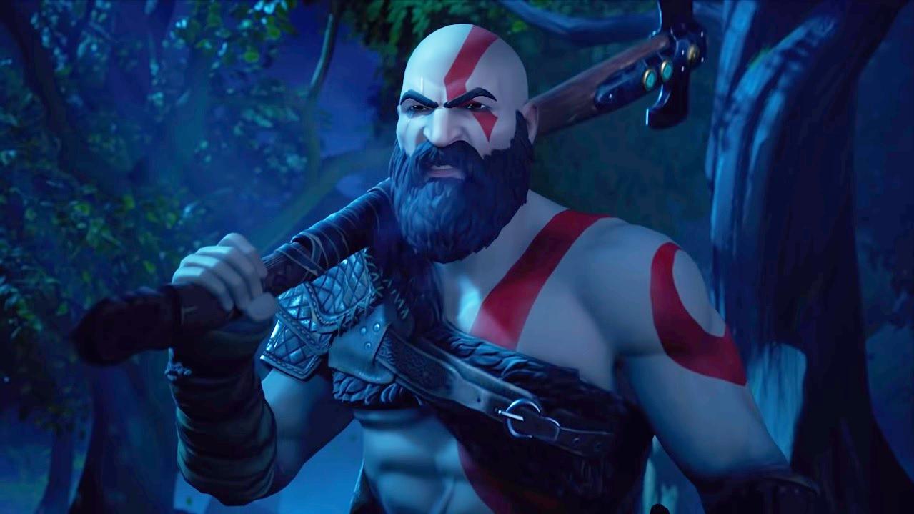 Kesasar BOY! Fortnite Akan Hadirkan Karakter Kratos dari God of War