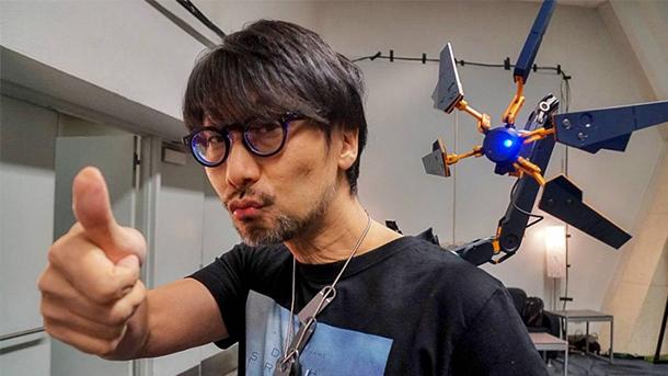 Konfirmasi Sedang Buat Game Baru Hideo Kojima Buka Lowongan Untuk Studio Gamenya Mau Daftar