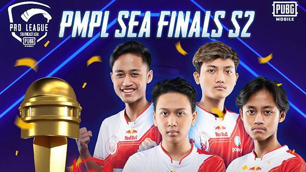 Sabet Juara di PMPL SEA Season 2 Lengkap Sudah Piala Bigetron Red Aliens