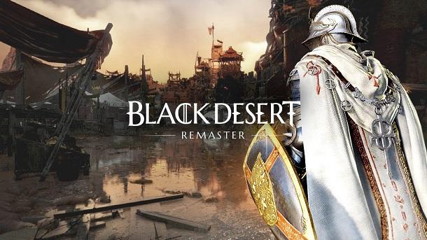 Berita : Rayakan Versi Remastered, Black Desert SEA Kini