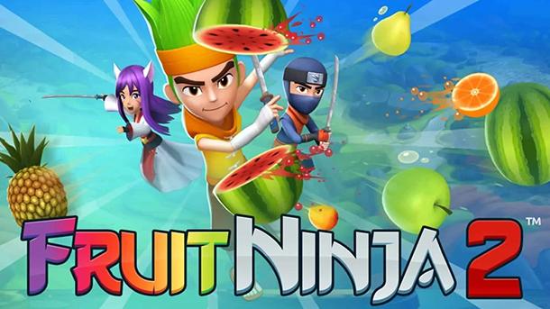Kembali Jadi Ninja Pemotong Buah, Sekuel Fruit Ninja 2 Telah Hadir di Play Store