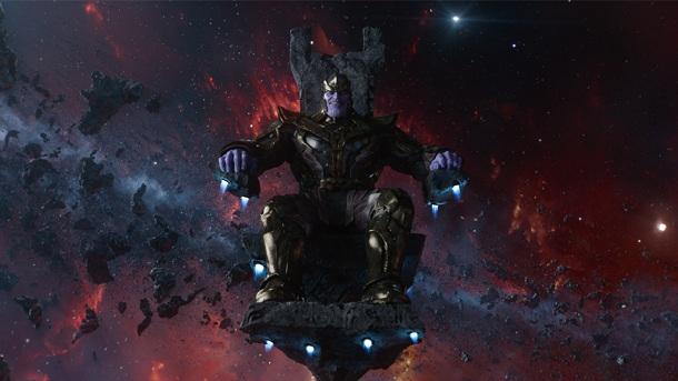 Berita avengers infinity war promo art menunjukan - Gambar thanos ...