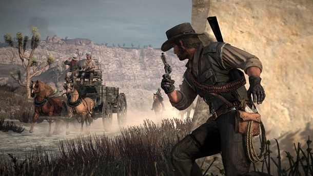 Berita : Emulator Xbox 360 'Xenia' Bisa Memainkan Red Dead