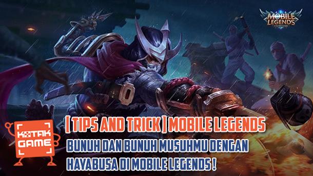 810 Gambar Mobile Legend Hayabusa Gratis Terbaru