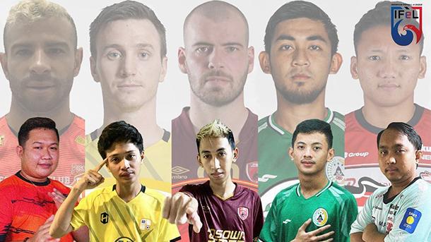 Rekap Singkat Indonesian Football e-League (IFeL) Hingga Minggu ke-6 Arema Masih Mengungguli