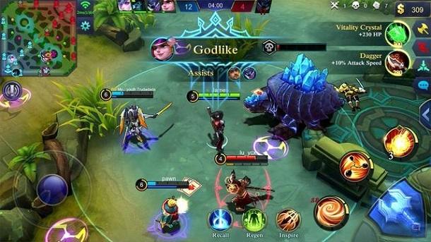 Berita : Awas Nangid! Mobile Legends akan Ban Pemain yang