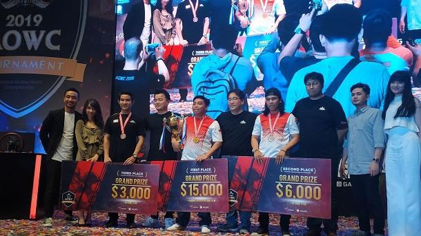 Bangga, Indonesia Menjadi Juara Pertama Atlantica Online World Championship