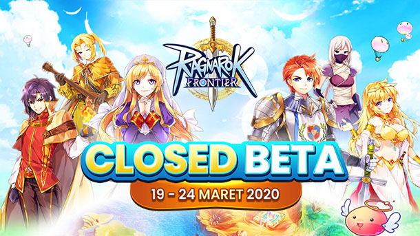 The Awaited Has Arrived! Ragnarok Frontier Closed Beta Test Has Been Opened