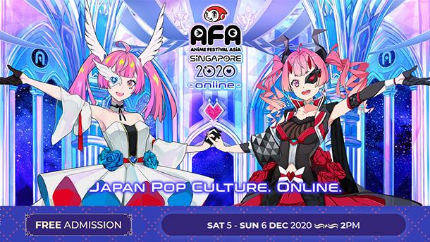 Pertama Kalinya, Anime Festiva Asia Singapura Bisa Diakses secara Gratis