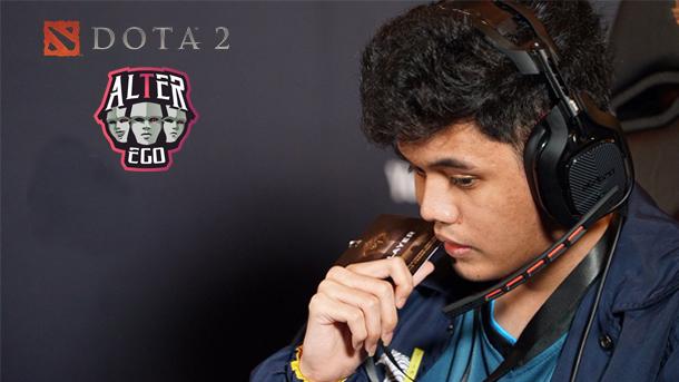 Oura Bakal Jadi Pro Player Dota 2 Bersama InYourDream di Alter Ego Esports
