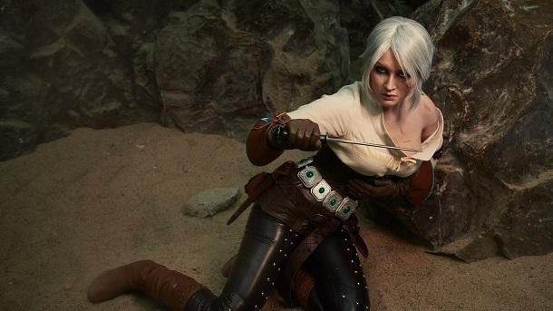 Berita 7 Koleksi Cosplay Seksi Dari Karakter Game The Witcher 3