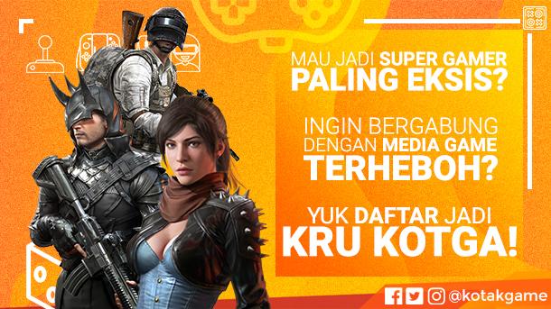 Penulis Esports, Penulis Console Game, dan Penulis Hardware Tekno